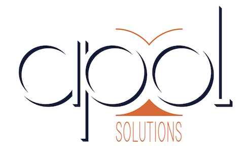 apol solutions logo blue
