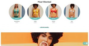 Nohea Swimwear realizzazione web